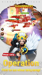 Kingdoms Attack MOD APK (Damage & Defense Multipliers) 4