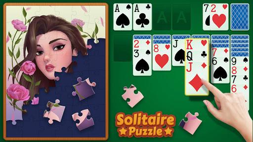 Solitaire&Jigsaw kingdom screenshots 5