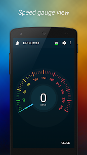GPS Data+ v5.1 [Paid] by Propane Apps 3