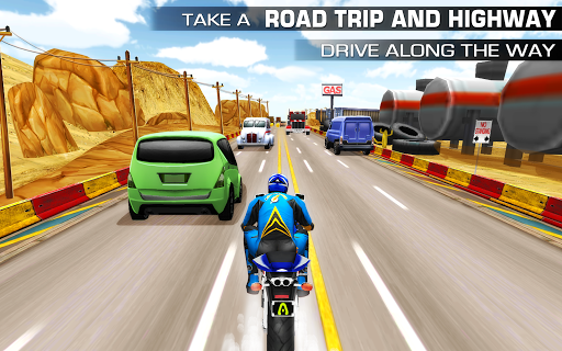 Moto Traffic Rider 3D modavailable screenshots 5