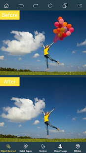 Photo Retouch- Object Removal 3.5 Screenshots 4