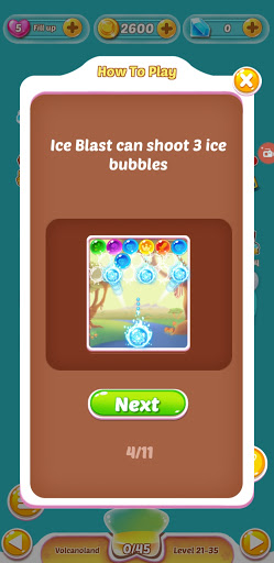 Balloon Fly Bubble Pop apkslow screenshots 6