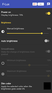 Screen Brightness Control Patched APK 3