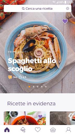 GialloZafferano: le Ricette  Screenshots 2
