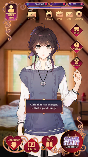 Devil's Proposal: Dark Romance Otome Story Game  screenshots 7