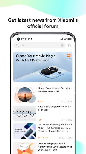Mi Community - Xiaomi Forum modavailable screenshots 1