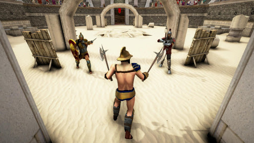 Gladiator Glory apkslow screenshots 3