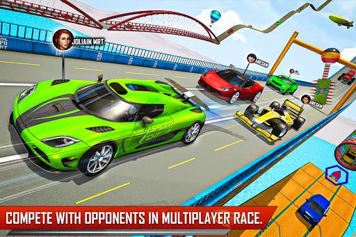 Mega Ramp Car Stunt Games 3d  screenshots 5