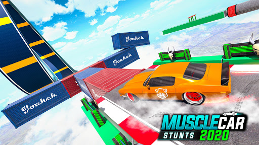 Muscle Car Stunts 2020: Mega Ramp Stunt Car Games 1.2.2 screenshots 6