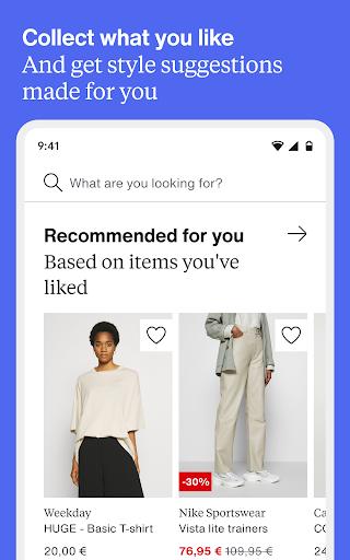 Zalando u2013 fashion, inspiration & online shopping apktram screenshots 22