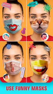 Face mask - medical & surgical mask photo editor 1.0.22 Screenshots 2