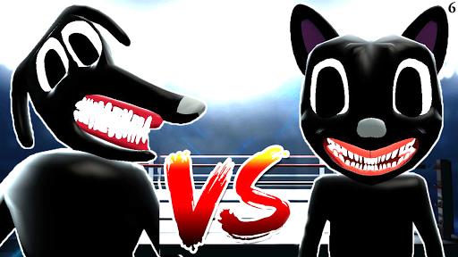 Cartoon Cat vs Cartoon Dog vs Siren Head Game 6.0 screenshots 1