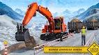 screenshot of Snow Offroad Construction Excavator