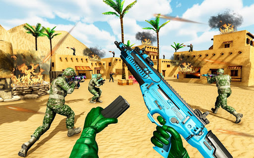 FPS Shooter Games 2020:New Counter Terrorist Game goodtube screenshots 12