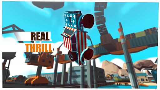 Skill Test - Extreme Stunts Racing Game 2020 screenshots 3