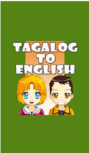 Tagalog to English  screenshots 5