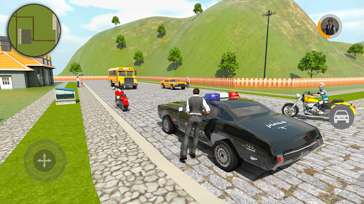 Police Chase Real Cop Driver 3d 1.5 screenshots 2