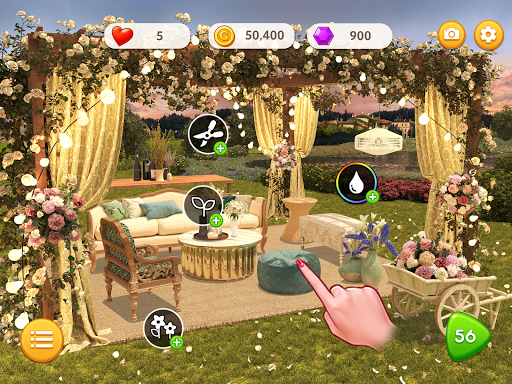 My Home Design : Garden Life 0.2.3 screenshots 20