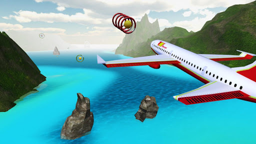 Flight Simulator 3D Pilot screenshots 3