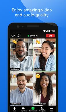 ZOOM Cloud Meetingsのおすすめ画像2