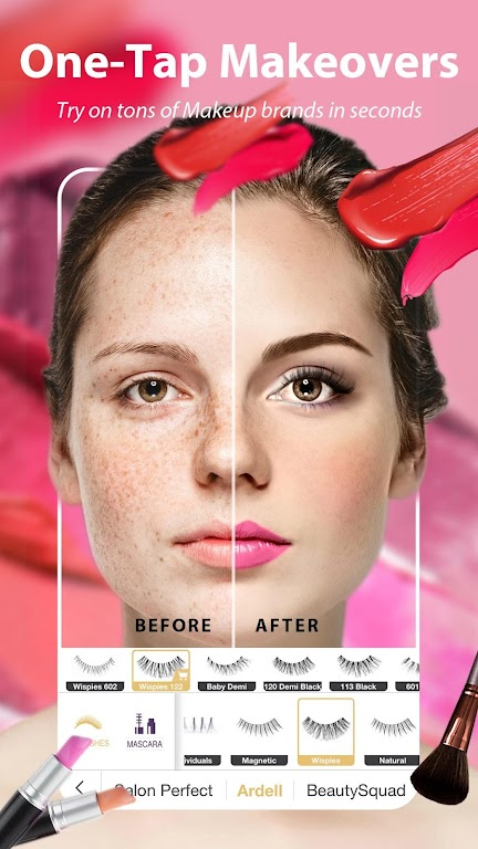 Perfect365 MOD APK (VIP Unlocked) : One-Tap Makeover poster 8