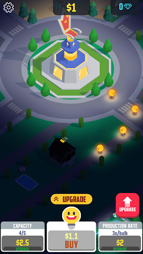 Idle Light City 2.6.8 screenshots 2