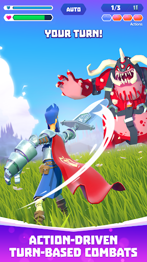Knighthood: The Knight RPG  screenshots 1