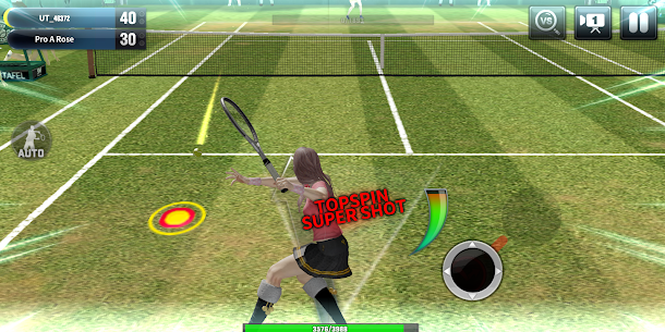 Ultimate Tennis: 3D online sports game 7