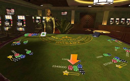 blackjack vr by playspace screenshot 2