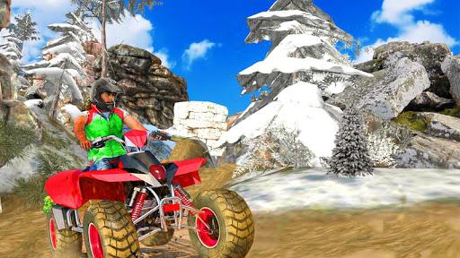 ATV Quad Bike Off-road Game :Quad Bike Simulator 1.1 screenshots 2