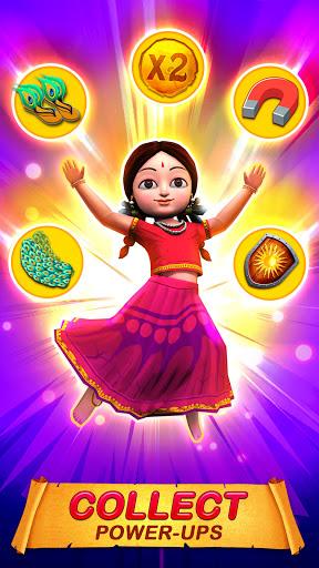 Little Radha Run - 2021 Adventure Running Game apkpoly screenshots 3