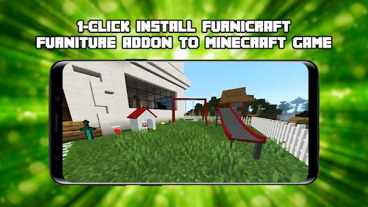 Furnicraft Addon for Minecraft 1.0.2