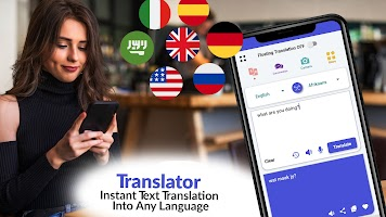 Translate App - Text to Voice