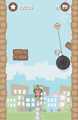 Bunny Goes Boom! Flying Game ud83dude80 apktram screenshots 4