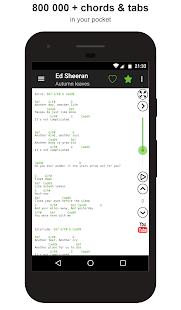 Guitar chords and tabs 2.2.8 Screenshots 1