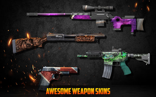 Anti Terrorist Team Shooter:Offline Shooting Games 2.2 screenshots 12