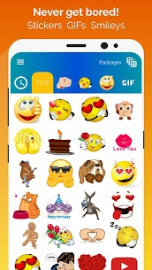 WhatSmiley – Smileys, GIF, emoticons & stickers 4