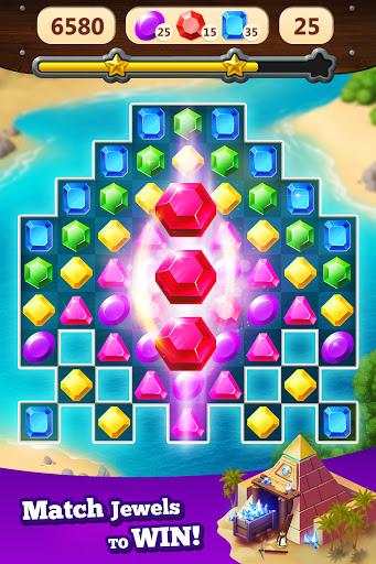 Jewel Rush - Free Match 3 & Puzzle Game 2.3.2 screenshots 7