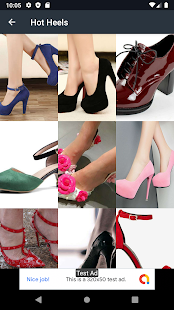 Hot Heels Ideas 2.5.0 Screenshots 2