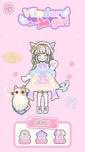 Vlinder Girl - Dress up Games , Avatar Creator  screenshots 14