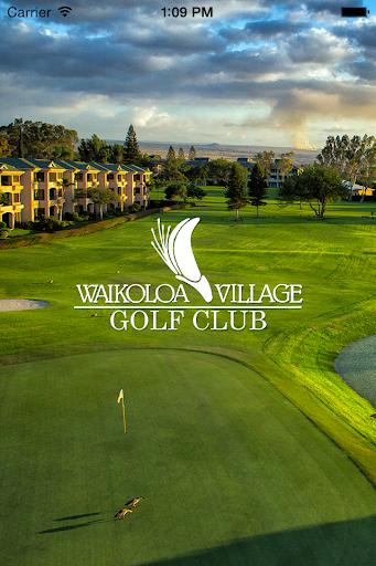 waikoloa village golf club screenshot 1