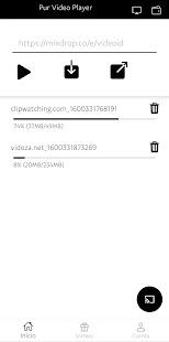 Pur Video Player 1.4 Screenshots 1