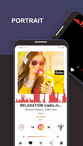 Guino Radio: Find featured & popular radio 105.15.04.21 screenshots 1