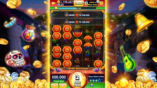 MONOPOLY Slots Free Slot Machines & Casino Games  screenshots 3