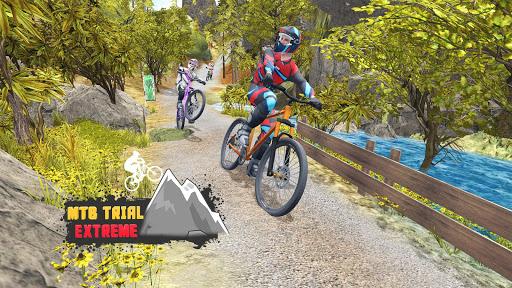 Xtreme Mountain Bike Downhill Racing - Offroad MTB 1.1 screenshots 1
