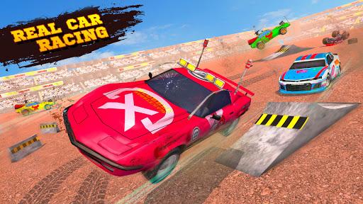 Demolition Derby Car Crash Stunt Racing Games 2021 3.0 Screenshots 10