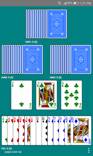 Hearts 1.401 screenshots 3