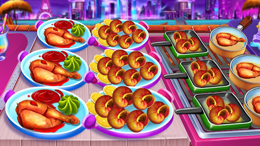 Cook n Travel: Cooking Games Craze Madness of Food 3.0 screenshots 5