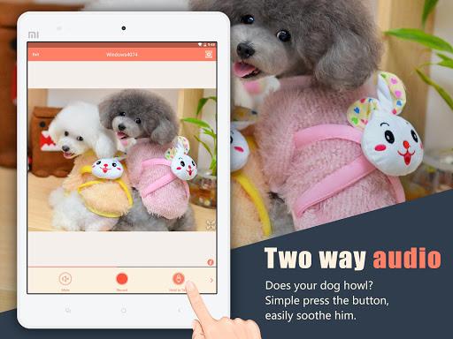 AtHome Camera - phone as remote monitor android2mod screenshots 10