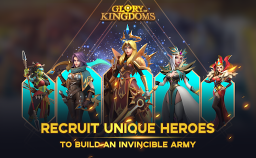 Glory of Kingdoms APK MOD  1